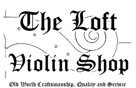 the loft violin shop